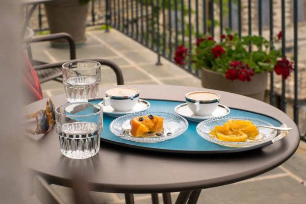 Πρωινό με θέα - Ξενώνας Vera Inn, Δίλοφο, Κεντρικό Ζαγόρι