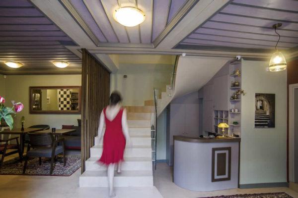 Κοινόχρηστοι χώροι | Ξενώνας Vera Inn, Δίλοφο, Κεντρικό Ζαγόρι