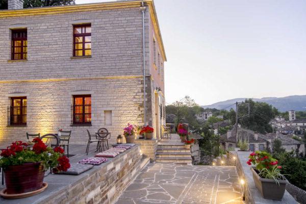 Vera Inn Guesthouse, Dilofo, Zagorochoria, Greece