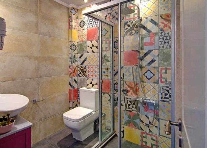 Room 1, Vera Inn Guesthouse, Dilofo, Zagori, Greece