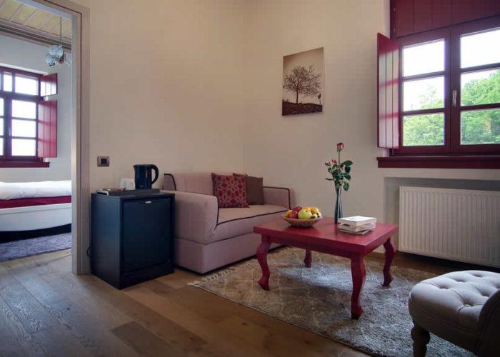 Room 3, Vera Inn Guesthouse, Dilofo, Zagori, Greece