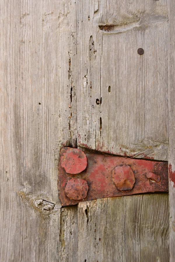 Παραδοσιακή Ζαγορίσια εξώθυρα