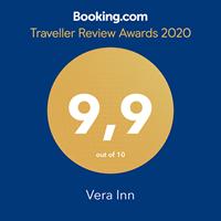 Traveller Review Awards 2020 / booking.com